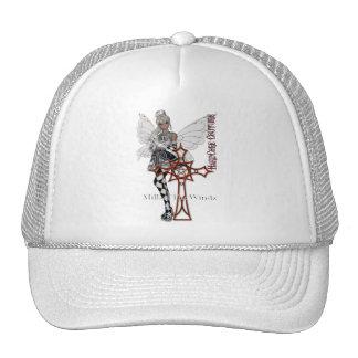 fairy goth Celtic Cross - hat