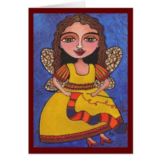 Fairy - greeting card