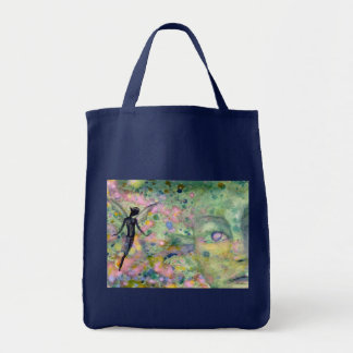Fairy Grocery Bag