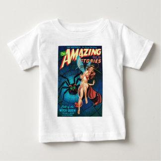 Fairy in a Spider Weg Baby T-Shirt