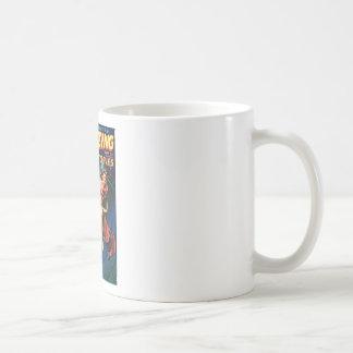 Fairy in a Spider Weg Coffee Mug
