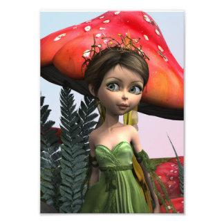Fairy in Woodland Photo