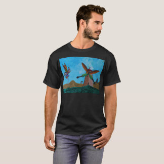Fairy Kiss Artistic T-Shirt