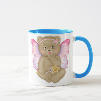Fairy Kiss Bear  Mug