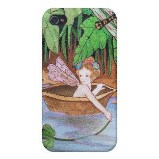 Fairy & Ladybug iPhone 4/4S Covers
