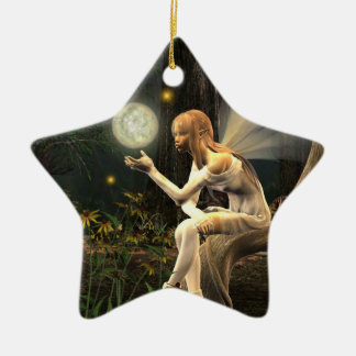 Fairy Light ball Christmas Ornament