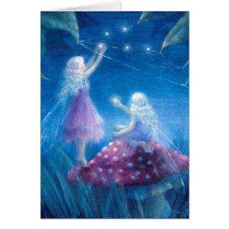 Fairy Lights Card