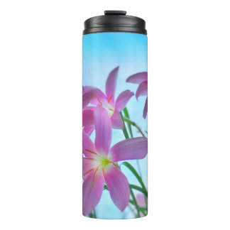 Fairy Lilies Thermal Tumbler