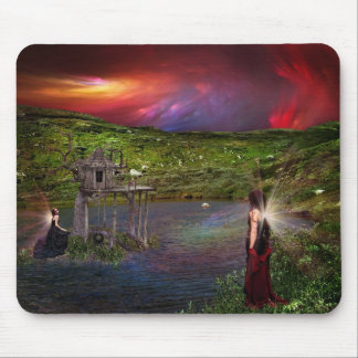 Fairy Love Mouse Pad
