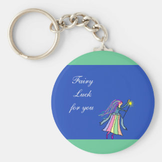FAIRY LUCK FOR YOU - keychain