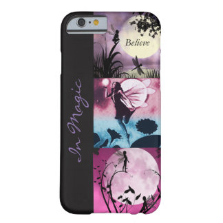 fairy magic collage  Phone Cases