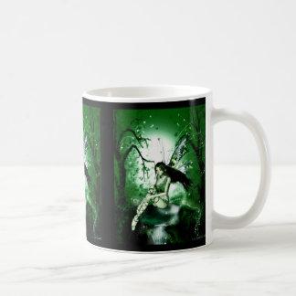 Fairy Magic Green Coffee Mug