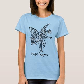 fairy, magic happens T-Shirt