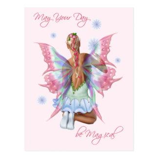 Fairy Magic Postcard