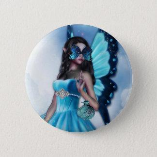 Fairy Masquerade Ball Button