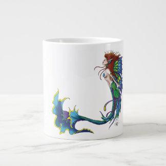 Fairy Mermaid Large Coffee Mug