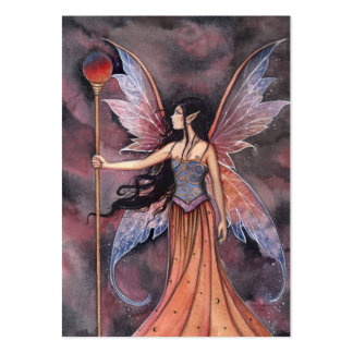 Fairy Mini Thank You Card by Molly Harrison Business Cards