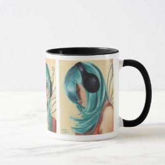 Fairy Mug Urban Fairy Faerie Funk Mug