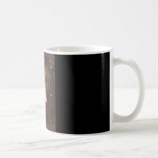 Fairy mushroom coffee cup