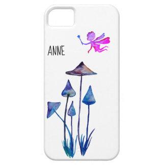 Fairy, mushroom Phone SE + iPhone 5/5S iPhone 5 Case