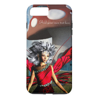 Fairy neighbor iPhone and iPad cases