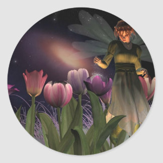 Fairy Night Magic Stickers