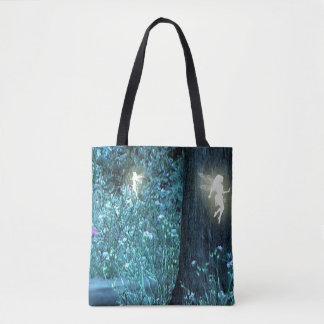 fairy night tote bag