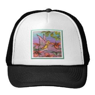 fairy of the birch trucker hat