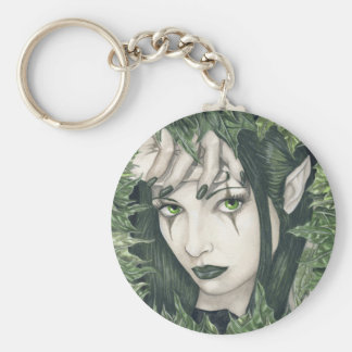 Fairy of the Dark Forest Keychain