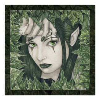 Fairy of the Dark Forest poster