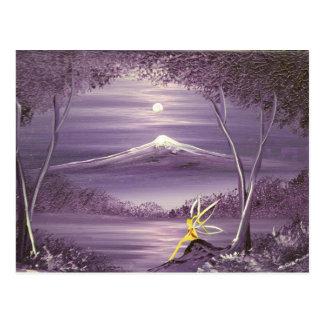 Fairy of the Mountain Postcard