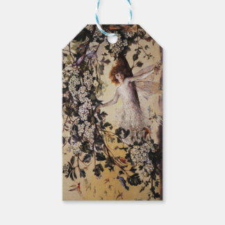 Fairy on a Branch Pack Of Gift Tags