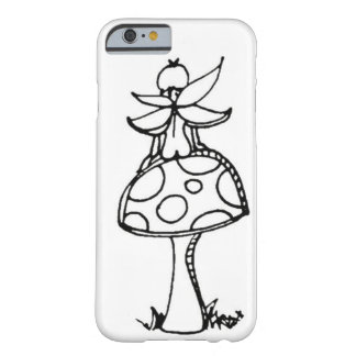 Fairy on a mushroom iPhone 6 Case