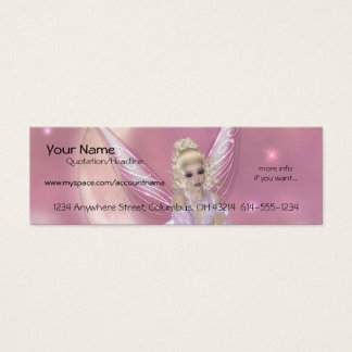 Fairy on the Moon Profile Cards