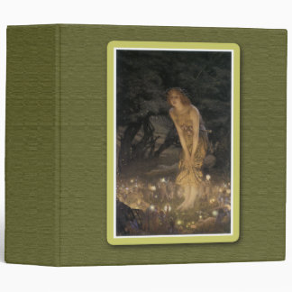 Fairy Painting Binder