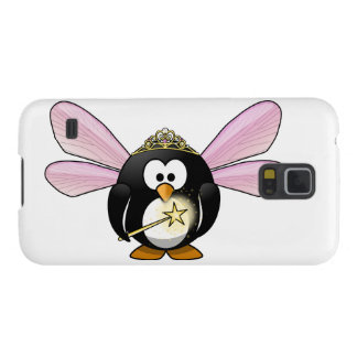 Fairy Penguin Cases For Galaxy S5