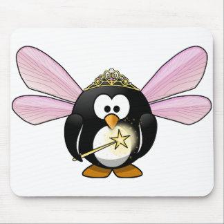 Fairy Penguin Mouse Pad