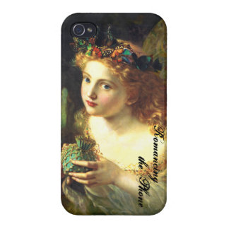 "Fairy Portrait iPhone 4 Case ""Romancing the Phone"""