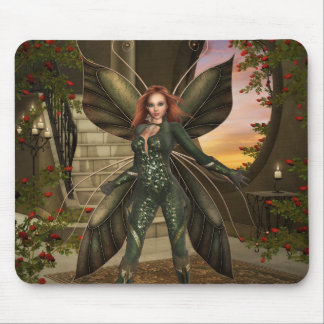 Fairy Power Mouse Pad