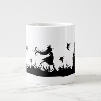 Fairy Princess and Castle Mug