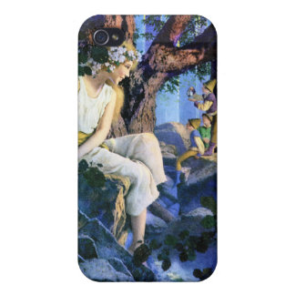 Fairy Princess and the Gnomes Case For iPhone 4