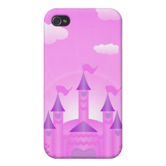 Fairy Princess Castle iPhone 4/4S Case
