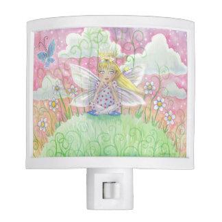 Fairy Princess Fantasy Art Night Lights