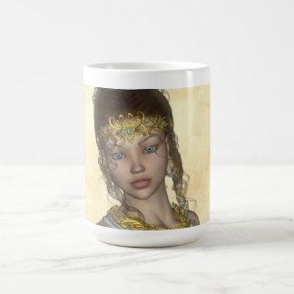Fairy Princess Portrait Mug
