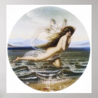 Fairy Print by Joseph Noel Paton