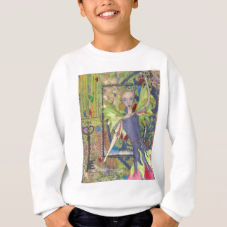 Fairy Queen, Dancing 001.jpg Sweatshirt