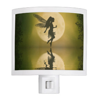 Fairy reflect night light