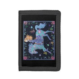 Fairy Rider Tri-fold Wallet