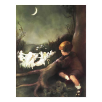 Fairy Rings - Antoinette Inglis Postcard