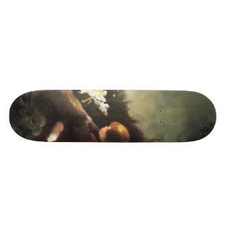 Fairy Rings - Antoinette Inglis Skate Board Deck